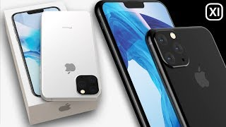 iPhone 11 Design Leaks.. Insane or Genius?