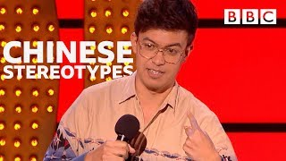 We need to talk about Chinese stereotypes 😳 | Live At The Apollo - BBC