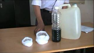Liquid soap preparation Kannada BAIF Karnataka