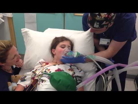 My General Anaesthetic What s Going To Happen Sarah s Journey