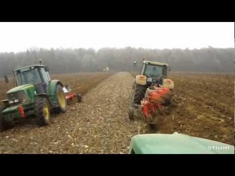 Agroszász Kft. 2011 ősz Szántás