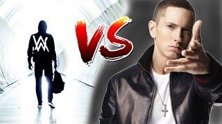 Alan Walker vs. Eminem // Faded X Lose Yourself (Sirius Mashup)