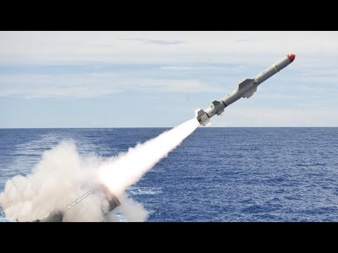 Brazilian Navy Successfully Test-fires Anti-Ship Missiles