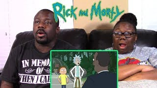 Rick and Morty 3x10 REACTION {RICKCHURIAN MORTYDATE}