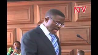Katikkiro wa Buganda Charles Peter Mayiga ayogedde