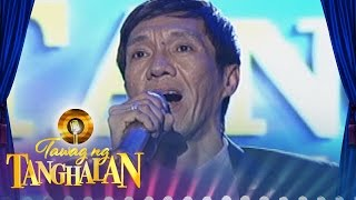 Tawag ng Tanghalan: Jaime Navarro | Magsimula Ka (Round 2 Semifinals)