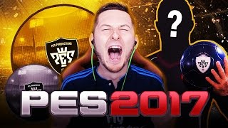 PES 2017 | BALL OPENING - JAK TO MOŻLIWE?! OMG!