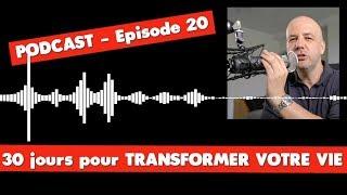 TRANSFORMER VOTRE VIE 20/30 - COACHING DAVID KOMSI