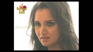 Photo shoot of Sania Mirza for the magazine 'Better Homes'
