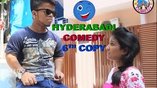 2016 Latest Funny Viral Video Hyderabadi Comedy 6th Copy Must Watch
