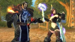 Warrior vs Paladin: The Musical! - Invisuisra (WoW Video)