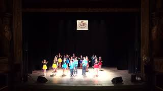 LES ÉTOILES DE PARIS 2018 - AREVNER CHILD AND YOUTH ENSEMBLE OF ARMENIA
