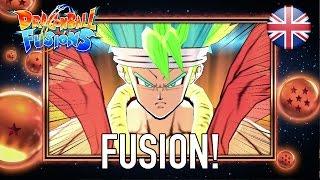 Dragon Ball Fusions - N3DS - Fusion ! (english)