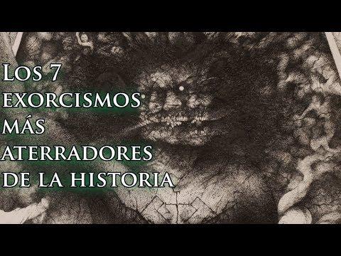 Los 7 exorcismos más aterradores de la historia