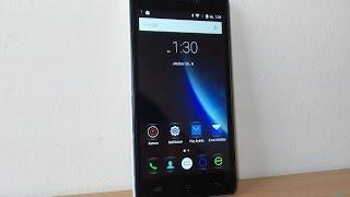 Doogee X5 Pro okostelefon teszt
