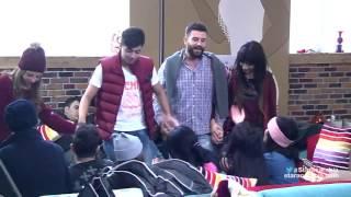 ميدلي غنائي يجمع الطلاب في غرفة الجلوس - ستار اكاديمي 11 - 24/01/2016
