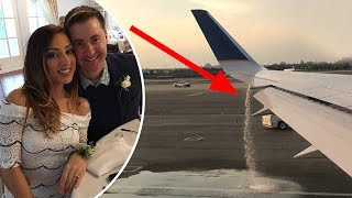Couple save UA plane, then get left strandeds; Toxic drinking water in the US - 06/21/2017