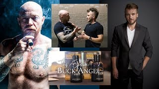 AYDIAN INTERVIEWS BUCK ANGEL- 'The Man with the V....'- Philly Trans Wellness Conference 2018