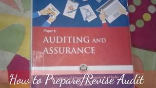Important Questions of CA IPCC Auditing and Assurance for Nov. 2017 attempt