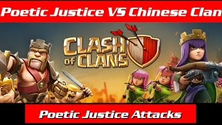 Poetic Justice VS Chinese Clan