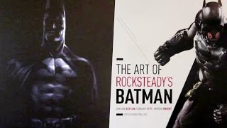 Batman Arkham Knight Art book RockSteady  Batman, Asylum Arkham City Flip Through