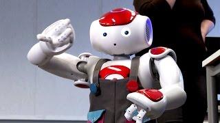 NAO-robotti on monialaisuuden taidonnäyte