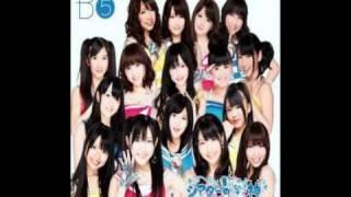 AKB48 (Team B, Yukirin) - Yokaze no shiwaza (cover)