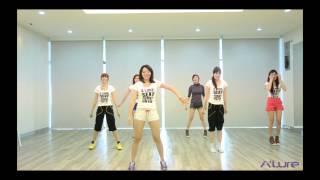 Gangnam Style By A'lure Girls