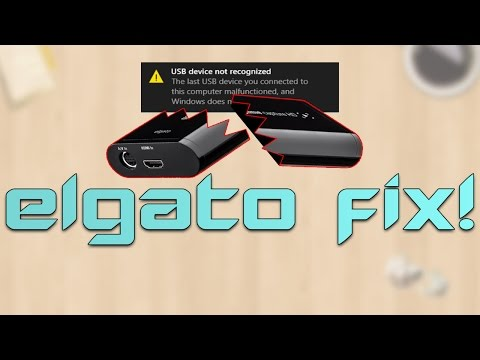 Xxx Mp4 HOW TO FIX Elgato Game Capture HD USB Not Recognised 3gp Sex