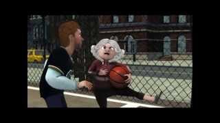"""CHAPLIN & CO """"La partie de basket"""""""