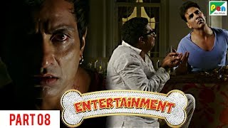 Entertainment | Akshay Kumar, Tamannaah Bhatia | Hindi Movie Part 8 of 10
