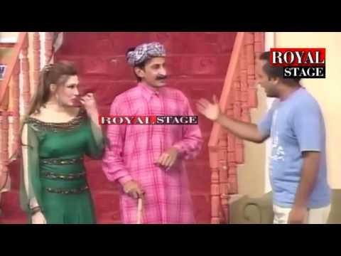 Hot Khushboo & Iftikhar Thakur awsome Pakistani Punjabi Stage Drama Full Comedy HD