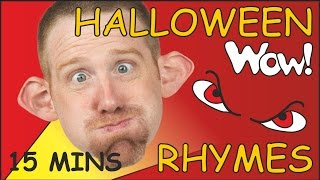Halloween Rhymes + MORE Stories for Children | Halloween Collection for kids from Steve and Maggie