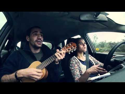 Car Sessions #1 - Lykke Li - Good I'm Gone (cover by Alex Serra)