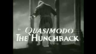 O Corcunda de Notre Dame (1939) - Trailer