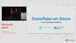 Nielsen Connected System and Snowflake: Enabling modern data analytics in retail - BRK2428