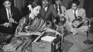 Geeta Dutt, Talat Mahmood : Hazaar haath waale - Film : Maha Pooja (1954)