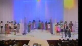 Latin Model Pageant 1993 parte 2
