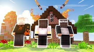 CORRA DAS EXPLOSÕES NUCLEARES GIGANTES !!! - Minecraft ‹ Ine ›