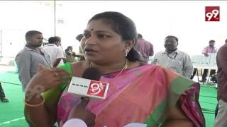 TDP Leader Anitha Fires on YSRCP Leaders ||99Tv||