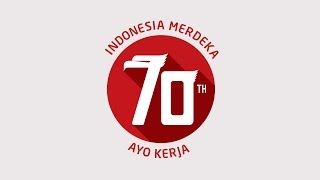 70th Independence Day Of Indonesia