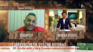 Győzike: Háborút fogok indítani, mert lelkileg tönkretettek - tv2.hu/mokka