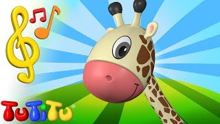 TuTiTu Toys and Songs for Children | Giraffe