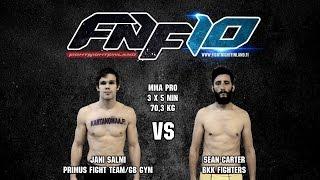FNF 10 - Salmi vs. Carter