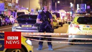 "Finsbury Park Mosque: ""This is a terrorist attack"" eyewitness -  BBC News"