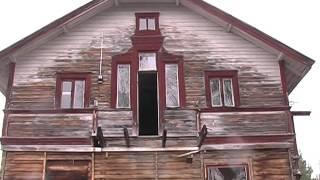 Löfvanders villa i Hoting del 1