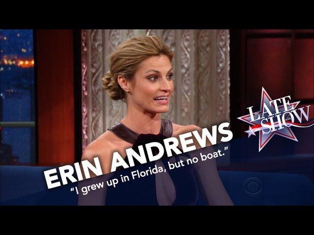 Move Over Bieber, Erin Andrews Wants To Party On Beyonce's Boat