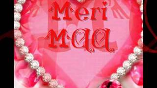 ♥● Meri Maa ♥●Beautiful Song Of Tare Zameen Par♥●