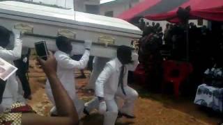 casket dance