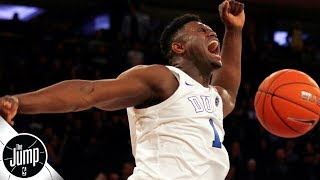 Will Zion Williamson be a franchise player right away? | The Jump
